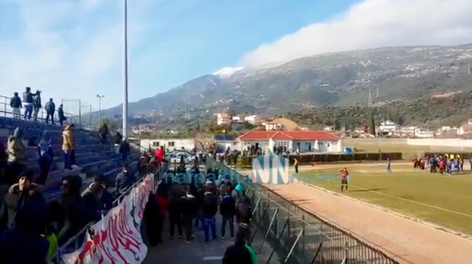Μέρα ντροπής για το τοπικό ποδόσφαιρο (βίντεο)