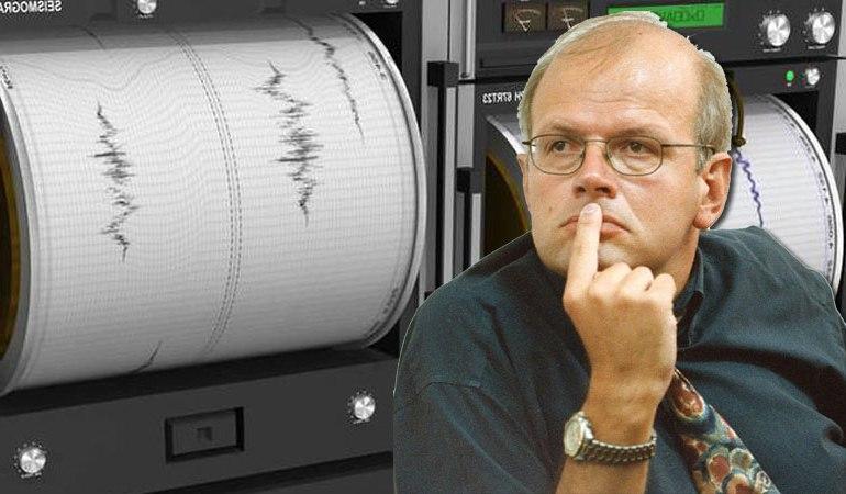 Ο Άκης Τσελέντης εκπέμπει SOS για επικείμενο σεισμό