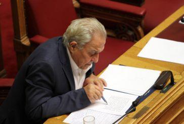 Ομιλία του υπουργού Επικρατείας Αλέκου Φλαμπουράρη στο Αναπτυξιακό Συνέδριο της Δυτικής Ελλάδας