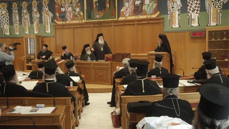 Θεία Λειτουργία-Πάσχα: Συνεδριάζει η Ιερά Σύνοδος με αίτημα για μυστήρια από την Κυριακή των Βαΐων