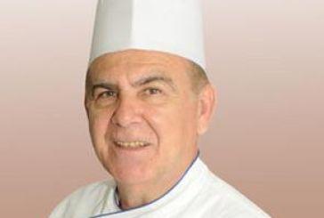 Ο Αγρινιώτης πρεσβευτής της ελληνικής μαγειρικής στο Κάιρο και τη Μ. Ανατολή