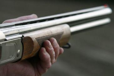Συνελήφθη γιατί δεν ανανέωσε την άδεια του κυνηγετικού του όπλου