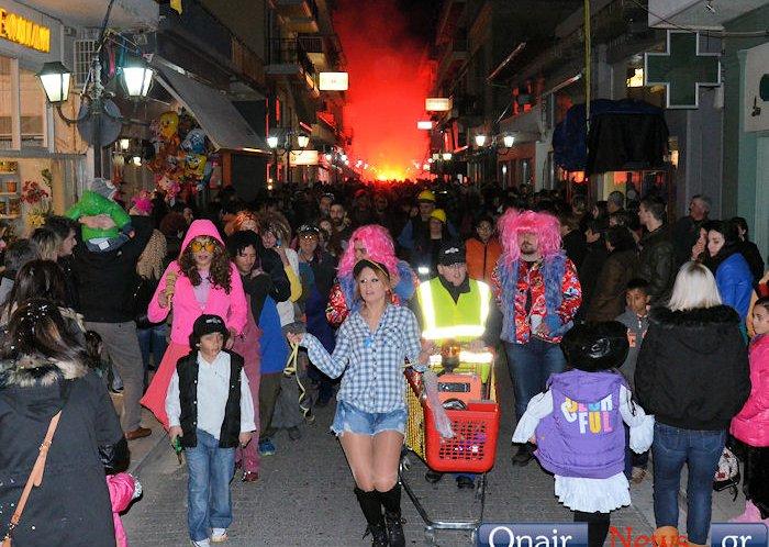 Ανακοίνωσε τη ματαίωση των καρναβαλικών εκδηλώσεων και ο δήμος Μεσολογγίου