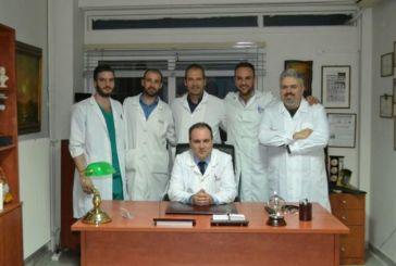 Διάκριση για μεσολογγίτη γιατρό