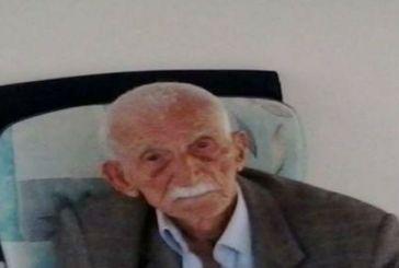 «Έφυγε» ο γηραιότερος άνδρας της Ελλάδας σε ηλικία 112 ετών