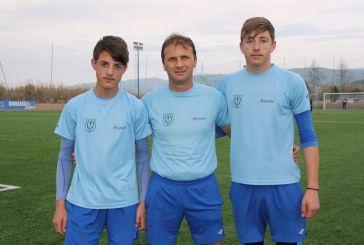 Toπικό ποδόσφαιρο: 47χρονος συμπαίκτης με τους γιους του!