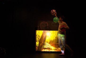 «Έξω πάνω μέσα κάτω»: Βρεφική παράσταση στο Μικρο Θέατρο Αγρινίου