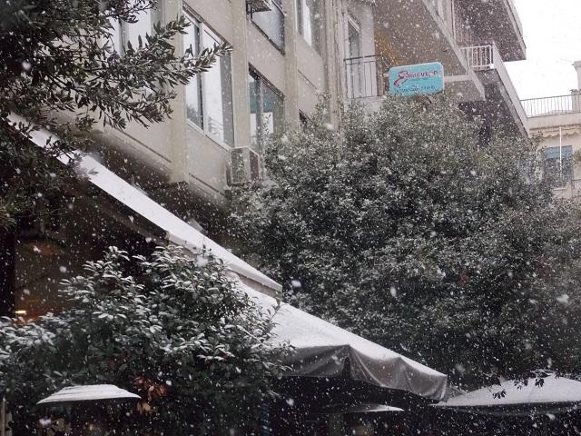 Καιρός: Η κακοκαιρία «Μήδεια» θα παγώσει την Ελλάδα – Πιθανή χιονόπτωση και στο Αγρινιο