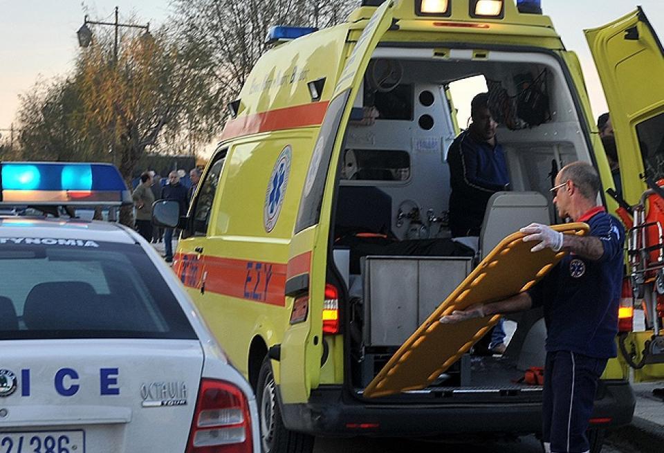 59χρονη έχασε τη ζωή της στο κέντρο του Αγρινίου