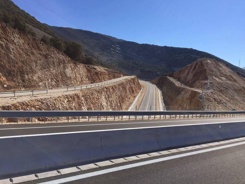 Ιόνια Οδός:  στην κυκλοφορία το Καμπή-Πέρδικα μήκους 37χλμ