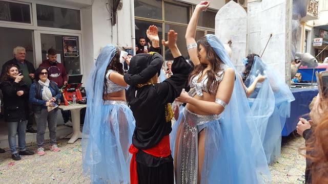 Ποια… Πάτρα; Το καλύτερο γυναικείο γκρουπ ήταν στο Καρναβάλι του Μύτικα!
