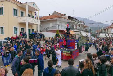 Μεγάλο κέφι στο Καρναβάλι της Κανδήλας! (βίντεο-φωτό)