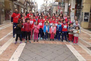 Tίτορμος: βράβευση στο Ταεκβοντό και συμμετοχή στον αγώνα δρόμου