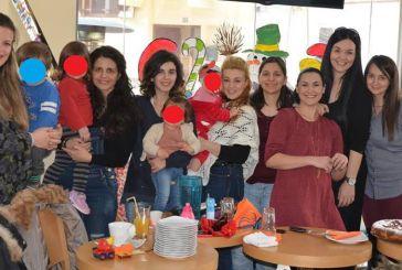 Γιορτή και στο Μεσολόγγι για την Ομάδα Εθελοντών και Υποστηρικτών Μητρικού Θηλασμού και Μητρότητας