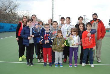 Με συμμετοχή του «Dina's tennis club» οι αγώνες στην Πάτρα