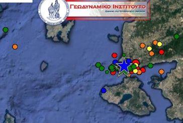 Μυτιλήνη: Ενεργοποιήθηκε ρήγμα που έχει δώσει σεισμό μέχρι και 6,6 Ρίχτερ