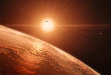 NASA: Ανακαλύφθηκε σύστημα εξωπλανητών με συνθήκες κατάλληλες για ζωή!
