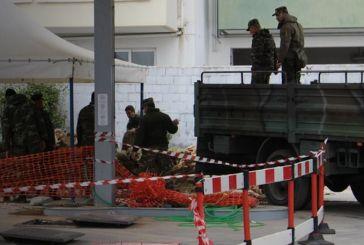 Ξεκίνησε η επιχείρηση «βόμβα» στο Κορδελιό