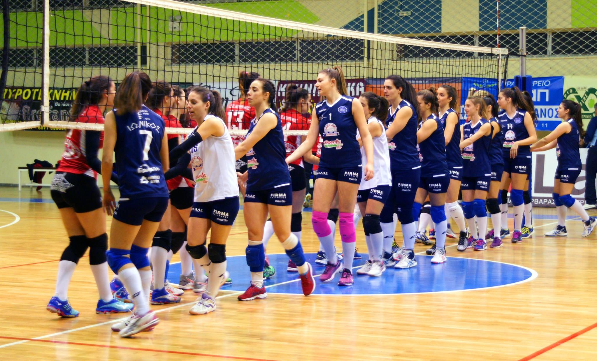 Ionikos 80 Agriniou 2016-17