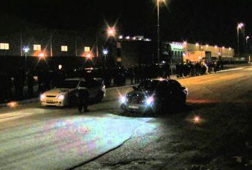 Στο στόχαστρο της Αστυνομίας οι κόντρες στην εθνική οδό