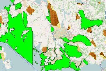 Η  περιβαλλοντικά προστατευόμενη Αιτωλοακαρνανία
