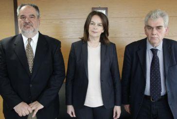 Ανέλαβε καθήκοντα ο νέος επικεφαλής του ΣΔΟΕ Σταύρος Θωμαδάκης