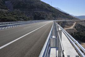 Τροποποίηση κυκλοφοριακών ρυθμίσεων από Ρίγανη έως Κομπότι στην Ιόνια Οδό