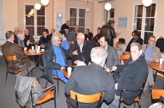 Kοπή πίτας και νέο διοικητικό συμβούλιο στη Φιλοτελική Εταιρεία Αγρινίου