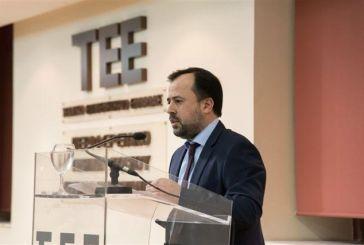 """Λίνος Μπλέτσας: """"δεσμεύομαι πως ο ρόλος του ΤΕΕ Αιτωλοακαρνανίας θα συνεχίσει να είναι κεντρικός και κομβικός"""""""