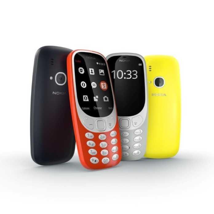 """Αυτό είναι το """"νέο"""" Nokia 3310 – Παρουσιάστηκε η ανανεωμένη συσκευή θρύλος"""