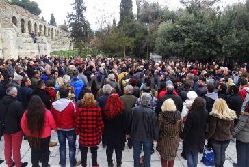 Αρτέμης Σώρρας: Ποιά Gucci; Σόου στην Ακρόπολη – «Άφωνοι» οι τουρίστες στο Ηρώδειο