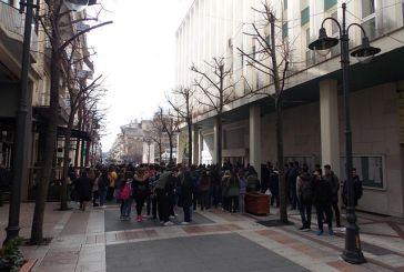 Πορεία μαθητών στο Αγρίνιο