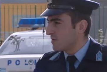 """""""Αστυνομικός Σταυρός"""" για τον Ανθυπαστυνόμο Σπύρο Κοντό"""