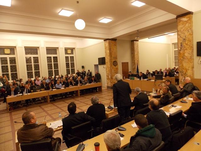 Συνεδριάζει το δημοτικό συμβούλιο Αγρινίου τη Δευτέρα-Στην ατζέντα η εκτροπή του Αχελώου