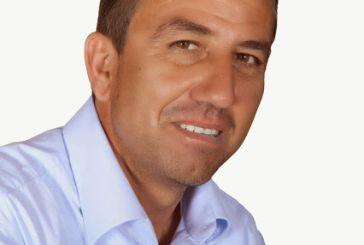 Ο Κ.Κυριάκος νέος πρόεδρος του Δημοτικού Συμβουλίου Ξηρομέρου