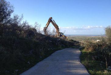 Εργασίες για νέα γεώτρηση για την υδροδότηση του Αιτωλικού