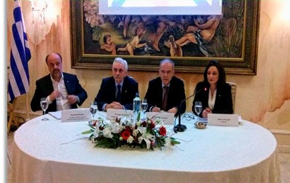Ικανοποίηση στον πρόεδρο του Ελληνικού Ερυθρού Σταυρού για την επίσκεψη στο Αγρίνιο