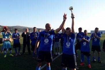 Ηρακλής Αστακού : Φιέστα για την κατάκτηση του πρωταθλήματος!