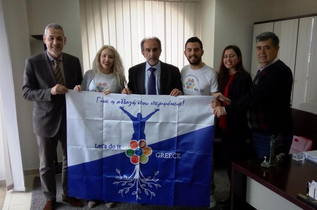 «Let's Do It Greece» και φέτος στην Περιφέρεια Δυτικής Ελλάδας