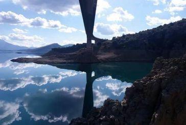 Όμορφες εικόνες από τη Λίμνη Κρεμαστών