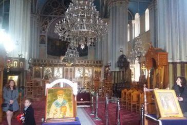 Έκλεψαν τσάντα μέσα σε εκκλησία στο Μεσολόγγι