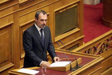 Kατσανιώτης: Η κυβέρνηση απέρριψε νέα τροπολογία για τους δασικούς χάρτες