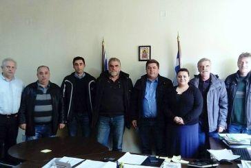 Οι πέντε νέοι Αντιδήμαρχοι του Δήμου Αγράφων