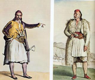 Έλληνες αρματολοί. Αποσπάστηκαν από την τουρκική επιρροή. Η αρχή έγινε στην Αιτωλοακαρνανία και στον Αράκυνθο