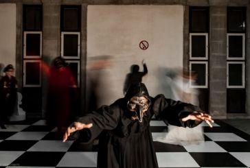 """""""Οι Κακοί του Σαίξπηρ"""" από το ΔΗΠΕΘΕ Αγρινίου στις αποθήκες Παπαστράτου"""
