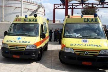 Χαλασμένα τα μισά ασθενοφόρα του ΕΚΑΒ στη Δυτική Ελλάδα!