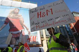 Σύλλογος Ιδιωτικών Υπαλλήλων: Να σταματήσουν οι τροποποιητικές συμβάσεις  και τα παραπλανητικά ψέματα της H&M