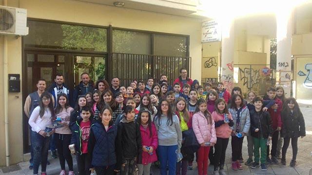 Αγρίνιο: μαθητές ενημερώθηκαν από ηλεκτρολόγους για το ρεύμα