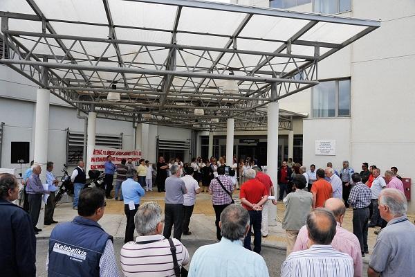 Αναβρασμός στους εργαζόμενους του Νοσοκομείου Αγρινίου