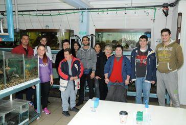 Μεσολόγγι: Επίσκεψη στο Τ.Ε.Ι. από τους εκπαιδευόμενους του «Παναγία Ελεούσα»